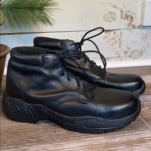 Men's Rocky Ankle Boots 911 Series Black